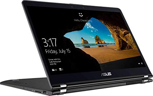 ASUS 2-in-1 2019 Flagship 15.6' Full HD Touchscreen Laptop/Tablet, Intel Quad-Core i7-8550U...