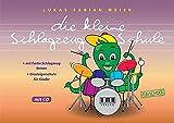 Die kleine Schlagzeug-Schule: Mit Farbe Schlagzeug lernen Einsteigerschule...