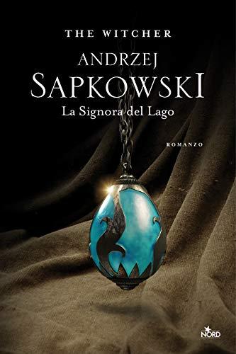 La Signora del Lago. The Witcher. Vol. 7
