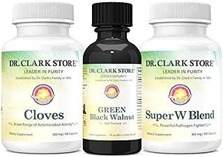 Dr. Clark Store Cloves, Wormwood & Black Walnut Tincture