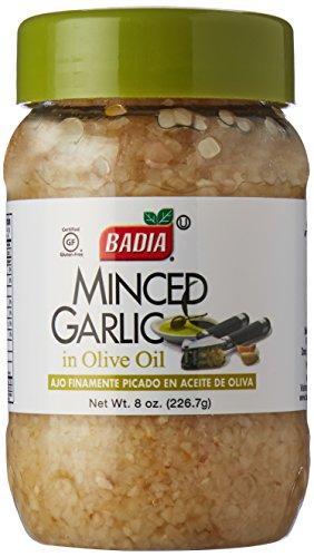 Badia Minced Garlic in Olive Oil 8oz