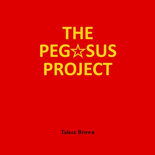The Pegasus Project audiobook cover art