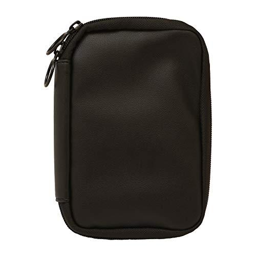 ミニ6サイズ リフィルパッドポーチ 【ブラック】システム手帳 1710-011