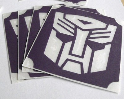 TEMPORARY BODY GLITTER TATTOO V. Studios 5x transformers nr1 neat glitter tattoo airbrush facepaint