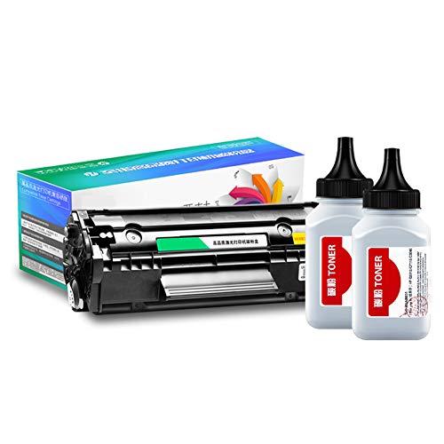 Adecuado para HP 1005 cartucho de tóner hp12A 1020 fácil de agregar polvo hp m1005 mfp HP1020plus Q2612A HP1010 1018 1005 cartucho de tóner 12a cartucho de impresora