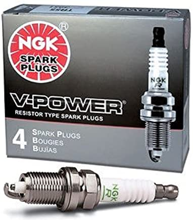 Amazon.com: ZFR4F11 V-Power NGK Spark Plug, 4043 Set of 4 Spark Plugs: Automotive