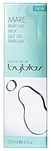 Byblos - Perfume de leche con fragancia marina, 120 ml
