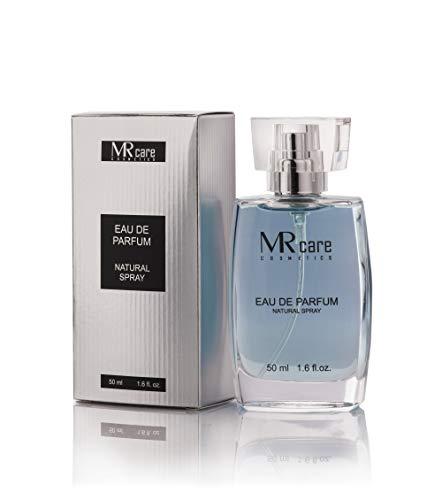 MR Care Eau de Parfum Black/Silver 50 ml