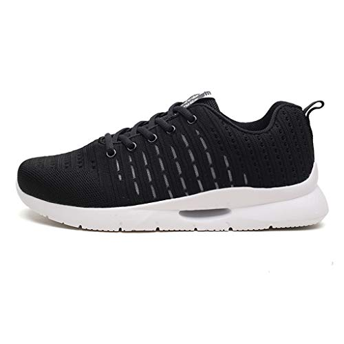 Zapatillas de Deporte con Estilo y Personalidad para Hombres, Zapatillas ultraligeras Transpirables, Zapatos...