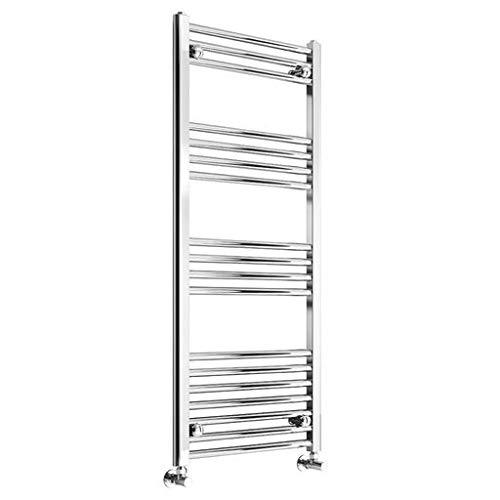 Myhomeware Moa Terma Elektrische radiator voor badkamer met thermostaat 600 x 1200