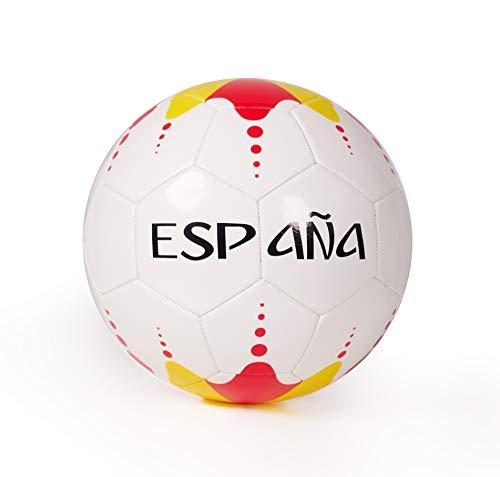 RONEX SPORTS balón de fútbol de Nivel competicional - Balon de Futbol Entrenamiento - Balon de españa - tamaño 5