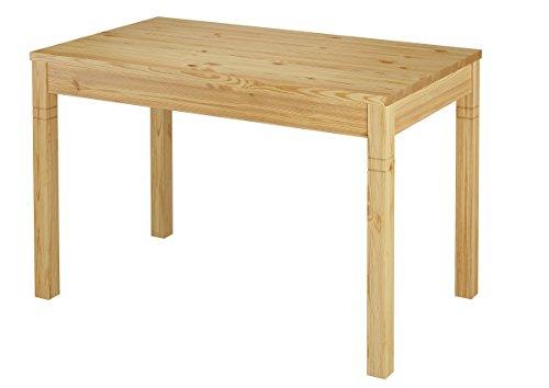 Erst-Holz® Tisch 80x120 Esstisch Massivholz aus Kiefer in schöner Optik 90.70-51 B