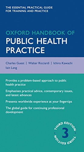 Oxford Handbook of Public Health Practice (Oxford Medical Handbooks)