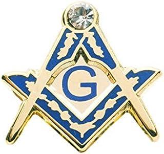 Distintivo massonico per sq e bussola con G