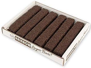 The Original Cakebites Classic Italian Rainbow Cake Bar - 5 lb Bulk Box