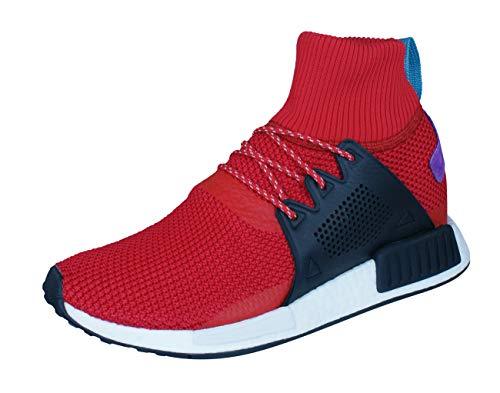 adidas Herren NMD_Xr1 Winter Fitnessschuhe, rot (Escarl/Negbas/Pursho), 40 EU