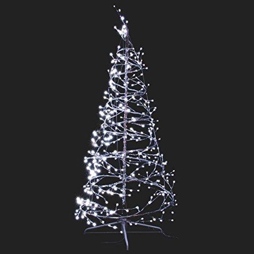 Prilux deco - Spiral tree 2,1m leds blanco flashing