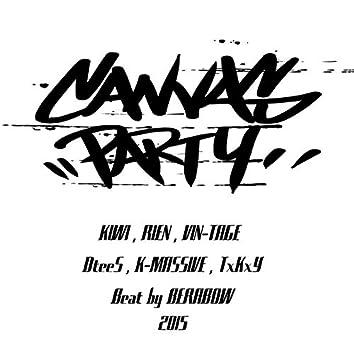 CANVAS PARTY