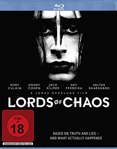 Lords of Chaos [Blu-ray] [Alemania]