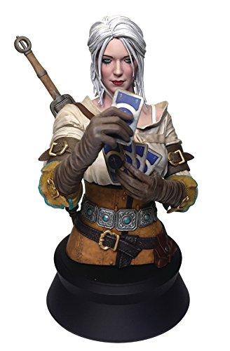 The Witcher 3 The Wild Hunt - Büste Ciri Playing Gwent Dark Horse
