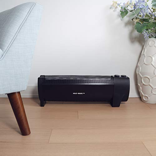 Heat-Wave 1,000 Watt Convection Baseboard Heater