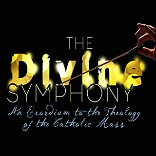 The Divine Symphony audiobook cover art