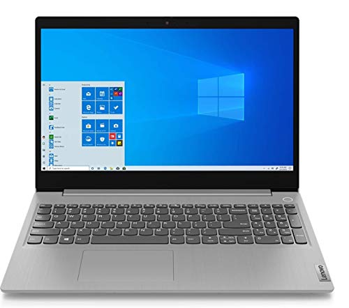 Lenovo Laptop IP 3-15IIL Intel Core i3, RAM 8GB, HDD 1TB + 128 GB SDD, Windows 10, Plata.