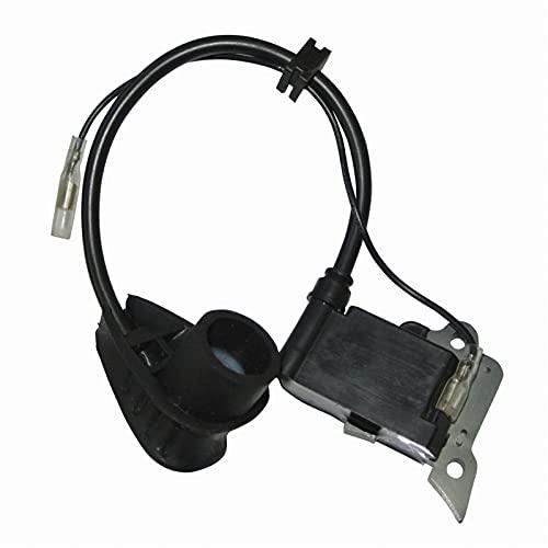 HCO-YU Bobina de Encendido Apta para makita EM2600 EM2600U DA00000394 Motor Bobina Módulo