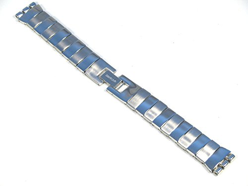 Correa de repuesto Swatch Silver Creature 17 mm (AYLS708G)