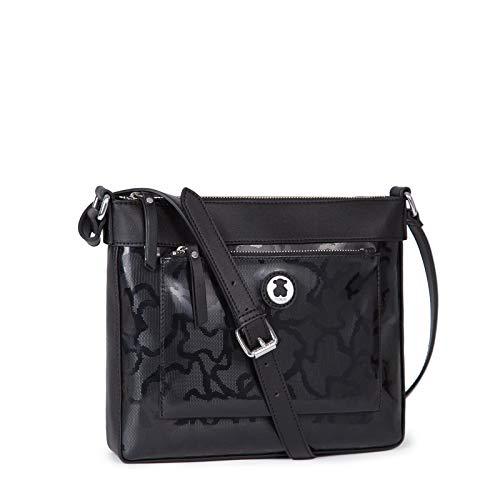 Bandolera Kaos Shiny en color negro (595890380)