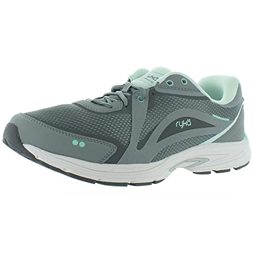 RYKA Women's Sky Walk Fit Shoes Oxford, Monument, 11 wide