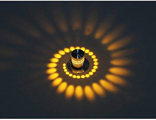 Lamps Éclairage, Applique Murale Minimaliste Moderne, Créative LED Allées D'escalier Lumières De Fond Canapé TV Lumières De Fond Lumières d'art en Aluminium Lighting Éclairage Murale À La Maiso