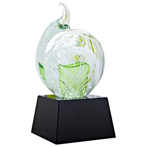 H&D HYALINE & DORA glas trofee kristal ornament gratis graveren aangepaste huisdecoratie gepersonaliseerd kristal trofee Cup handgemaakte kunst