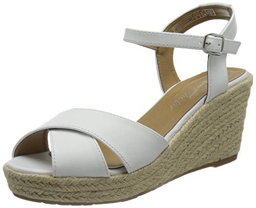sandalen mit keilabsatz zalando