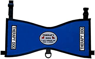 Therapy Dog Hugs & Kisses Vest Deluxe