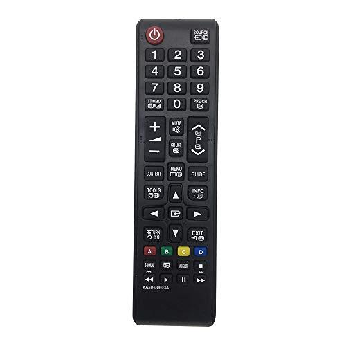 MYHGRC Neue ersetzt Fernbedienung AA59-00603A für Fernbedienung Samsung Smart TV 3D LCD LED Fernseher LE19D450 LE22D450 LE32D450 LE32D550 LE37D550 LE37D580 UN32EH4003V UN32EH4003VXZA UN32EH4003