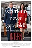 The INTERN – Robert De Niro - US Imported Movie Wall