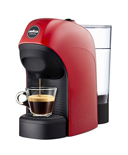 Lavazza a Modo Mio Tiny Macchina caffè, 1450 W, 0.75 Litri, Rosso