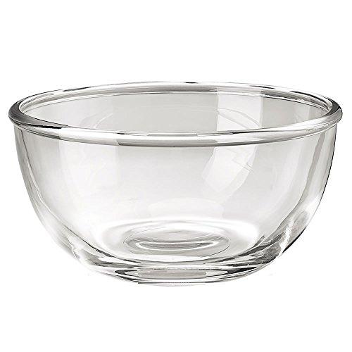 Thomas ONO Glasschüssel 29 cm/Höhe 15 cm Schüssel, Glas, transparent, 34 x 34 x 15.5 cm