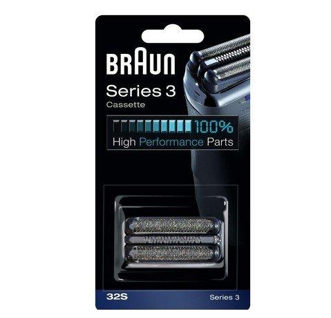 Braun Scherteile Kombipack 32S Series 3 320 330 340 350CC Silver