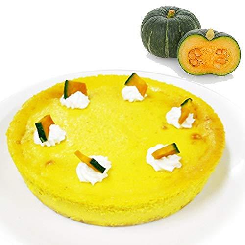 低糖質 かぼちゃのチーズケーキ(砂糖不使用 糖質制限 チーズケーキ 5号 糖質70%カット ハロウィン スイーツ ギフト)