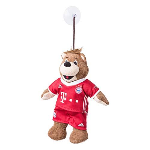 FC Bayern München Berni 20cm mit Sauger, Maskottchen, Kuscheltier, FCB, Saugnapf