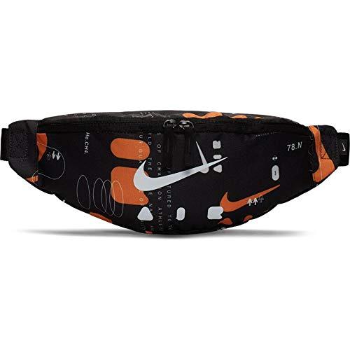Nike NK Heritage Hip Pack-FUT Air Autres sacs à dos et sacs, unisexe adulte, noir/gris, taille unique