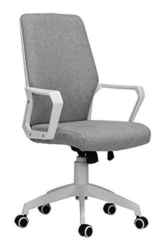 WSHFHDLC Familia Aprendizaje mesas y sillas silla giratoria oficina silla giratoria escritura estudiante escritorio y sillas minimalista moderno oficina silla giratoria