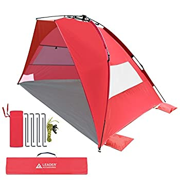 The EasyUp Leader Accessories Beach Tent