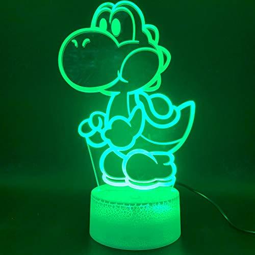 Maniglia della console della ricompensa della lampadina per trasporto. Colore per l'ologramma da tavolino della lampadina di notte