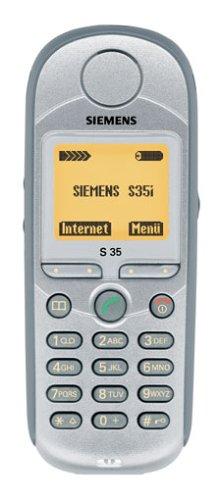 Siemens S35i Handy Edition silber