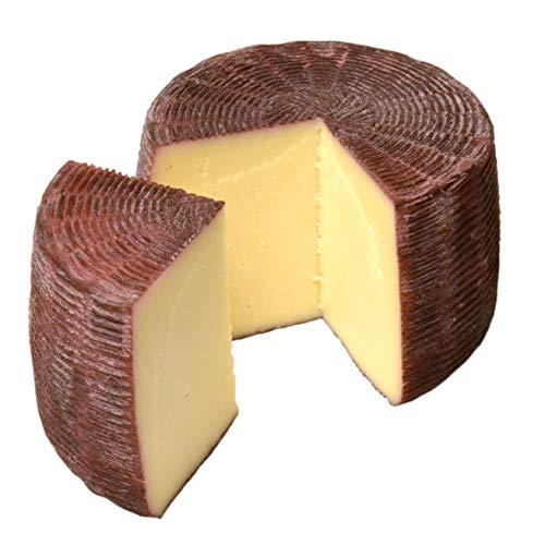 Formaggio pecorino calabrese affinato al vino forma intera kg 1,1 - 1,3