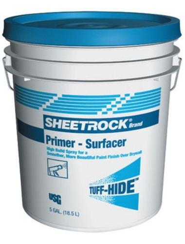 Sheetrock Tuff-Hide Flat White Latex-Based Primer For Drywall 5 gal.