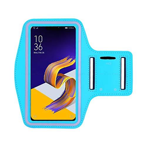 Brazalete deportivo para teléfono móvil para correr, gimnasio, entrenamiento, banda elástica ajustable, ranura para llave para Galaxy J5 2016 5.2'